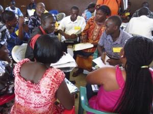 Discussing Wan Fambul values