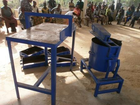 brand new soap making machine for Kono